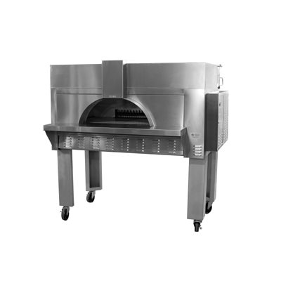 "312-O OPEN DECK PIZZA / BAKE OVEN GAS (64""L X 51""D)"