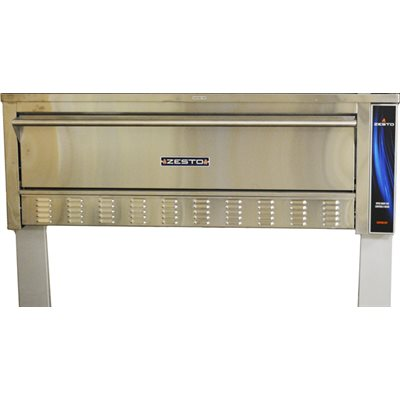 "ZESTO 315SS DECK PIZZA / BAKE OVEN GAS 72""L X 36""D SPACE SAVER"