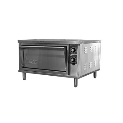 ZESTO 800.5 COUNTER PIZZA / BAKE OVEN ELECT. 1 CAVITY 1 DECK