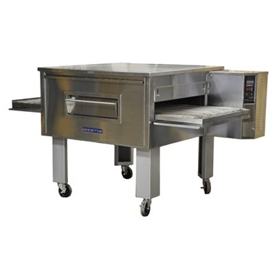 "ZESTO CG4832 CONVEYOR PIZZA / BAKE OVEN GAS (84""L X 50""D)"