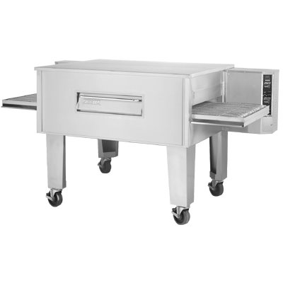"ZESTO CG6032 CONVEYOR PIZZA / BAKE OVEN GAS (96""L X 50""D)"