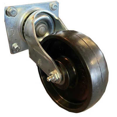 """HEAVY DUTY CASTERS 6"""" HIGH ( SET OF 4)"""
