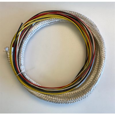 CONVEYOR HARNESS WIRES WITH SLEEVE FOR 4018